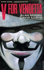 V For Vendetta trade paperback