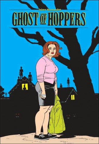 Ghost of Hoppers cover