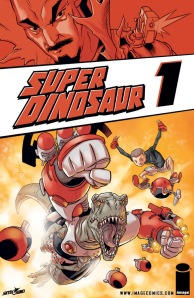 Super Dinosaur cover