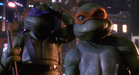 Teenage Mutant Ninja Turtles -1990