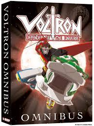 Voltron cover
