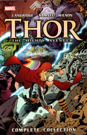 Thor: The Might Avenger